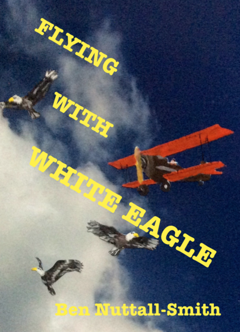 Flying-WithWiteEagle